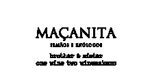 Maçanita Vinhos, Lda