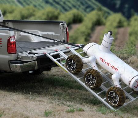 Romovi - Robot Modular e Cooperativo para vinhas de encosta